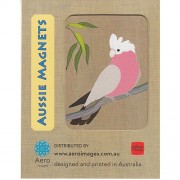 Magnet - Galah by Gillian Mary