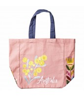 Australiana - Flora Tote Bag