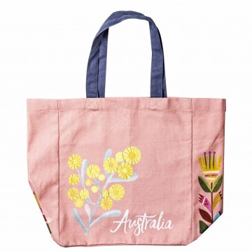 Australiana - Flora Tote Bag