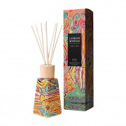 Aboriginal Art Reed Diffuser - Lemon Myrtle