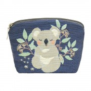 French Tapestry Cosmetic Bag - Aussie Animals