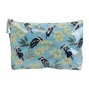 Large Cosmetic Bag - Kookaburra