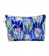 Large Cosmetic Bag - Protea