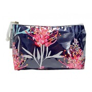 Small Cosmetic Bag - Grevillea Dark