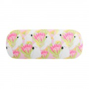 Glasses Case - Cockatoo Pink