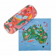 Glasses Case - Down Under Coral