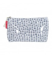 Small Cosmetic Bag - Anchor