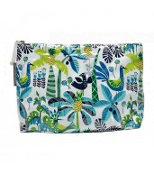 Large Cosmetic Bag - Shake Your Tailfeather