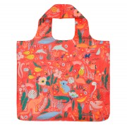 Shopping Tote - Down Under Coral