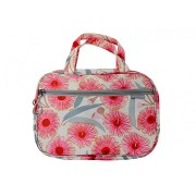 Toiletries Bag - Pink Gum Blossom