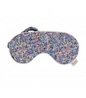 Liberty Tana Lawn Cotton Sleep Mask - Wiltshire Blue Purple