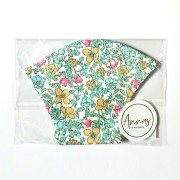 Liberty Tana Lawn Cotton Face Mask - Classic Meadow