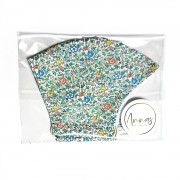 Liberty Tana Lawn Cotton Face Mask - Katie and Millie Green