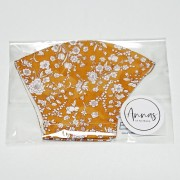 Liberty Tana Lawn Cotton Face Mask - Summer Bloom