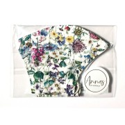 Liberty Tana Lawn Cotton Face Mask - Wild Flowers