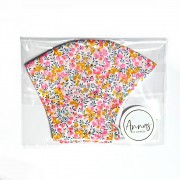 Liberty Tana Lawn Cotton Face Mask - Wiltshire Bud