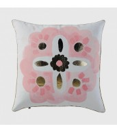Aegean Pink Cushion Cover