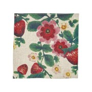 Strawberries Napkins (Set of 6)