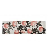 Table Runner - Climbing Rose Buff