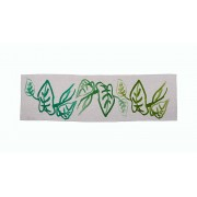 Table Runner - Inky Leaf Green