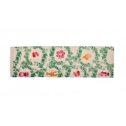 Table Runner - Wreath Green