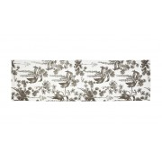 Table Runner - Dancing Lady Orchid Grey