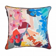 Cushion Cover - Wildflowers by Leah Bartholomew