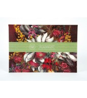 Placemat Set - Australian Wildflowers