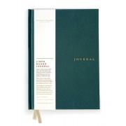 Linen Bound Journal - Teal