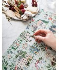 Puzzle - Around the World (1000 Pcs)