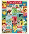 Puzzle - Vintage Travel (1000 Pcs)