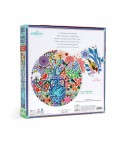 Puzzle - Birds and Flowers (500 Pcs)