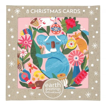 Boxed Christmas Cards - Circle Of Friends