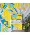 Organic Cotton Tea Towel - Wattle Walk