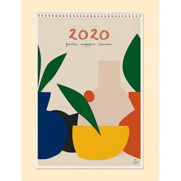 Frankie Calendar 2020
