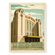 Art Print - The Palais Theatre, St Kilda