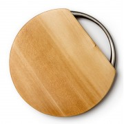 Round Cheese Board Small Huon Pine