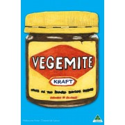 Vegemite Travel Towel