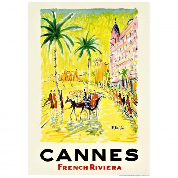 Cannes France Print