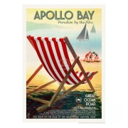 Retro Print - Apollo Bay