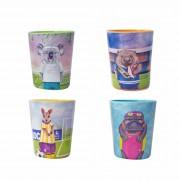 Cup Set - Aussie Aussie Aussie