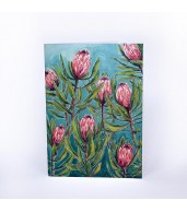 Pocketbook Painterly Protea