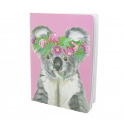 Soft Cover Notebook - Flora Explorer