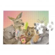 Puzzle - Ice Cream Critters