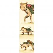 Bookmark - Dingo & Pups