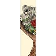 Bookmark - Koala Cuddle