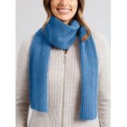 Yennora Essential Merino Wool Scarf - Provence Blue