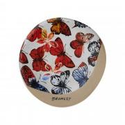 Robert Gordon Coaster  - Red Butterflies Bromley