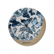 Robert Gordon Coaster  - Blue Butterflies Bromley