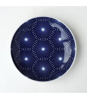 Golden Wattle Porcelain Plate